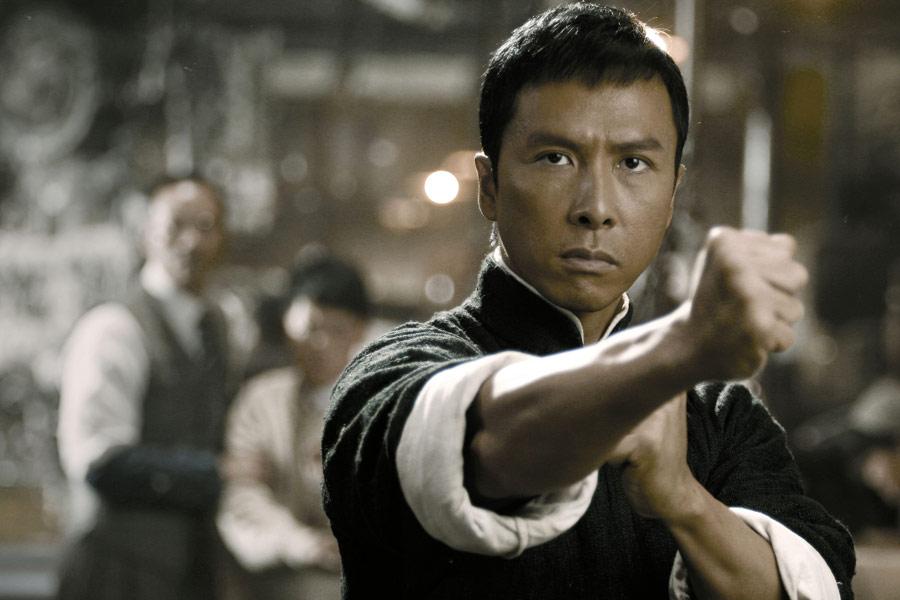 """Дони Йен от """"Ип Ман"""" е един от най-изкусните майстори на бойни изкуства в света"""