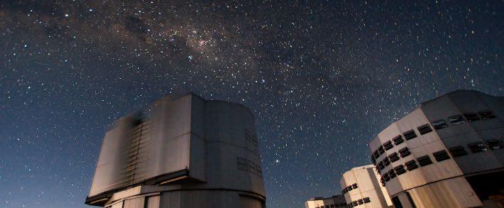 Много големият телескоп в Чили е огромен и най-продуктивният в света